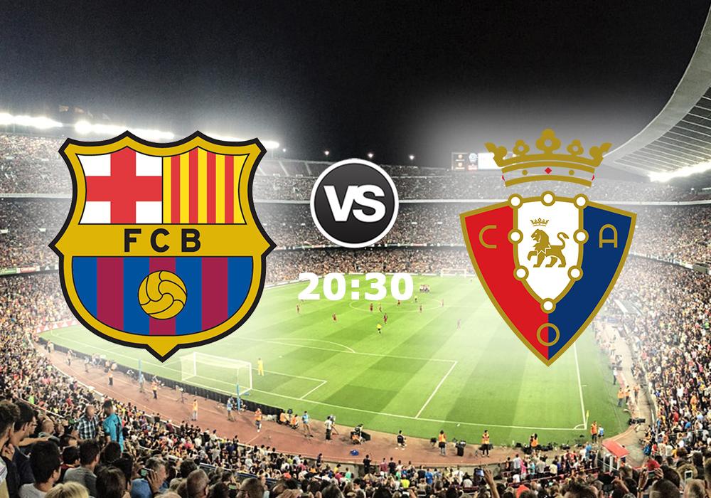 Biletul Zilei Barcelona vs Osasuna Ponturi pariuri pe Beturi.ro