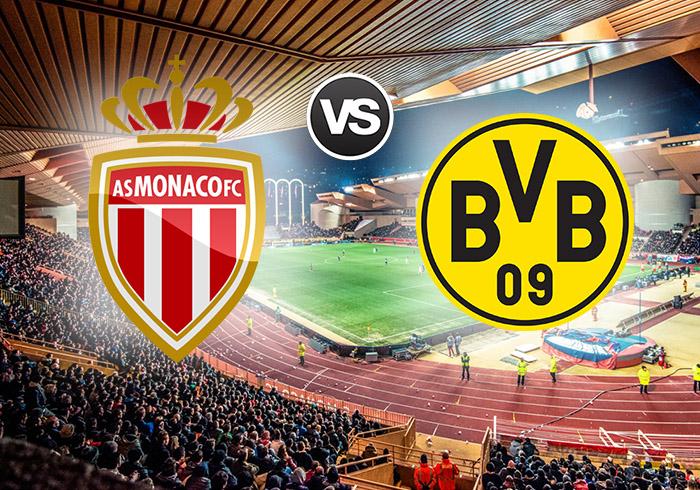 Biletul Zilei Monaco vs Borussia Dortmund Mi.19.Apr