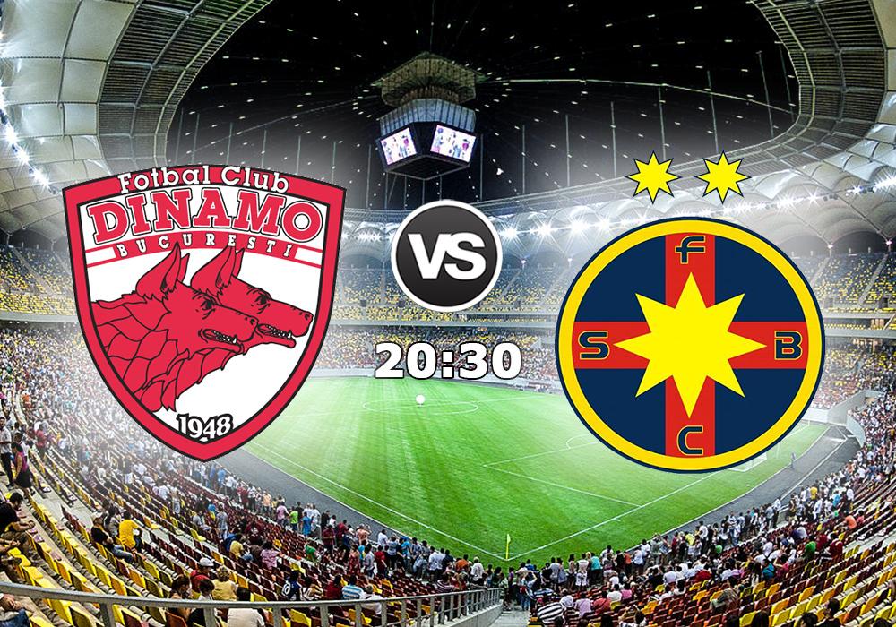 Biletul Zilei Dinamo București vs FCSB Ponturi pariuri pe Beturi.ro