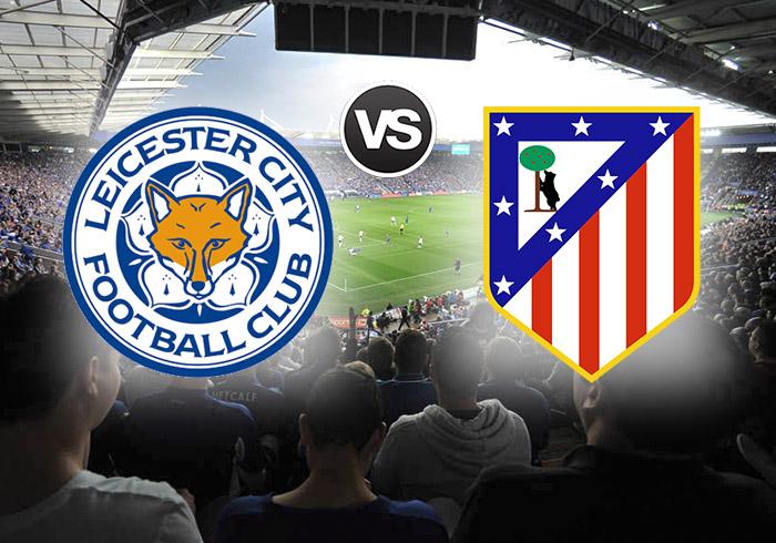 Biletul Zilei Leicester City vs Atlético Madrid M.18.Apr