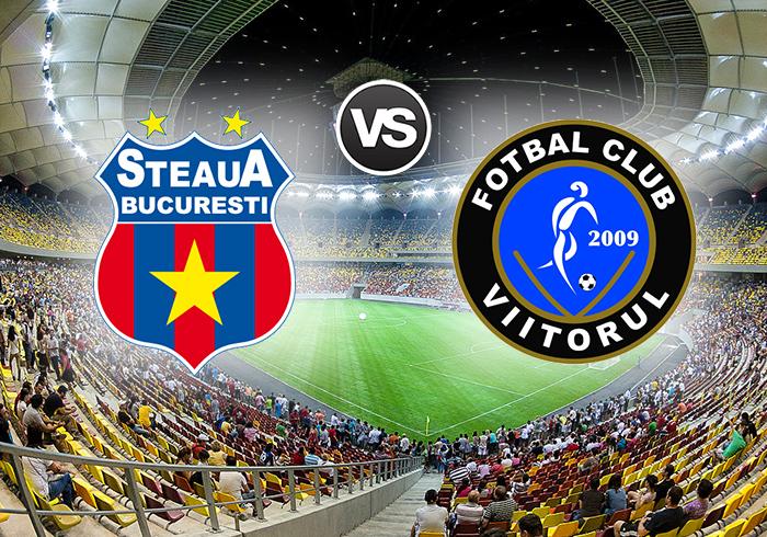 Biletul Zilei Steaua București - FCSB vs FC Viitorul