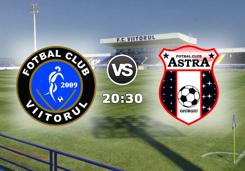 Viitorul CT vs Astra Giurgiu Pronosticuri și pariuri sportive pe Beturi.ro