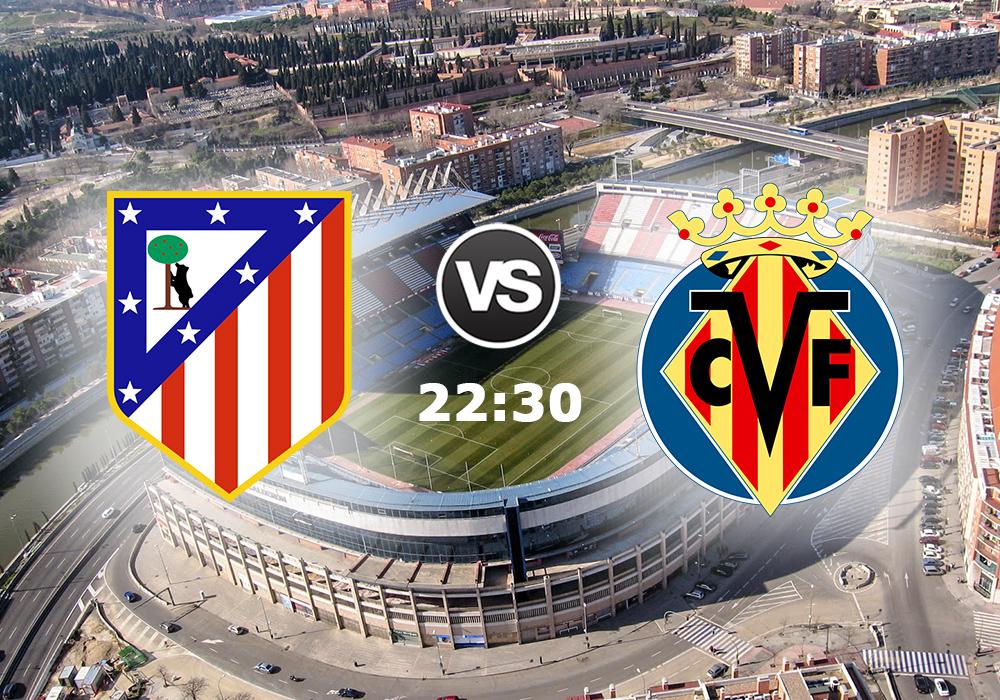 Biletul Zilei Atletico Madrid vs Villarreal M.25.Apr