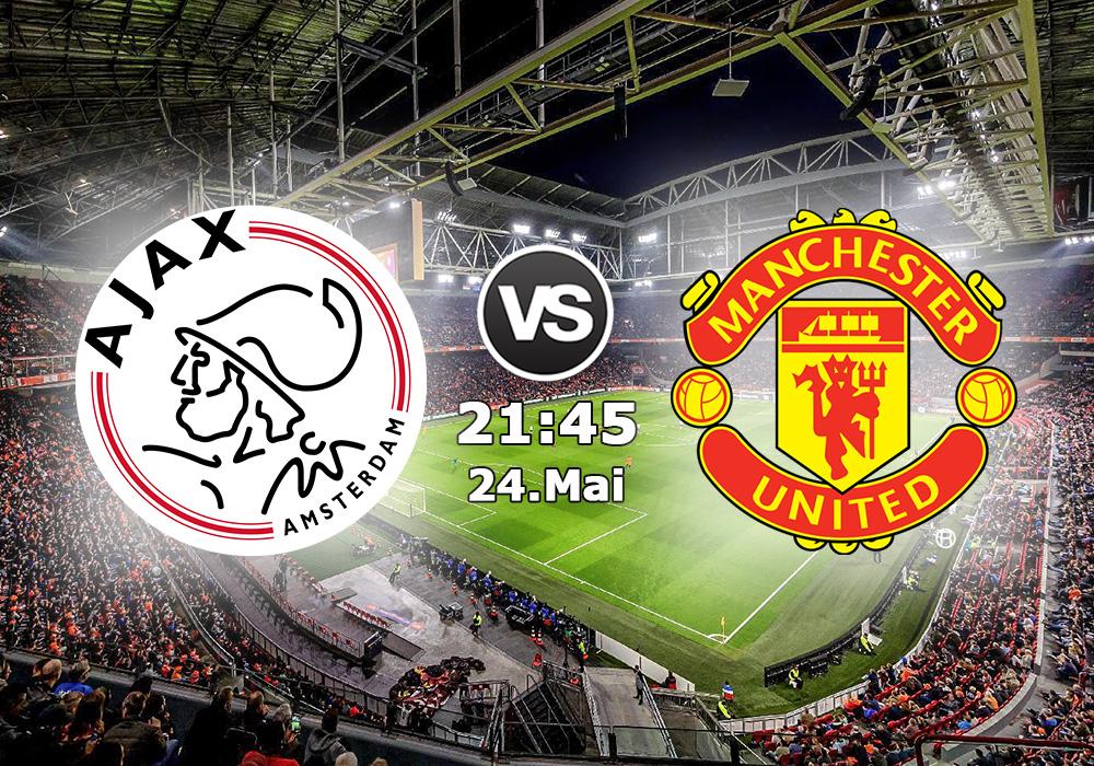 Biletul Zilei Ajax Amsterdam vs Manchester United