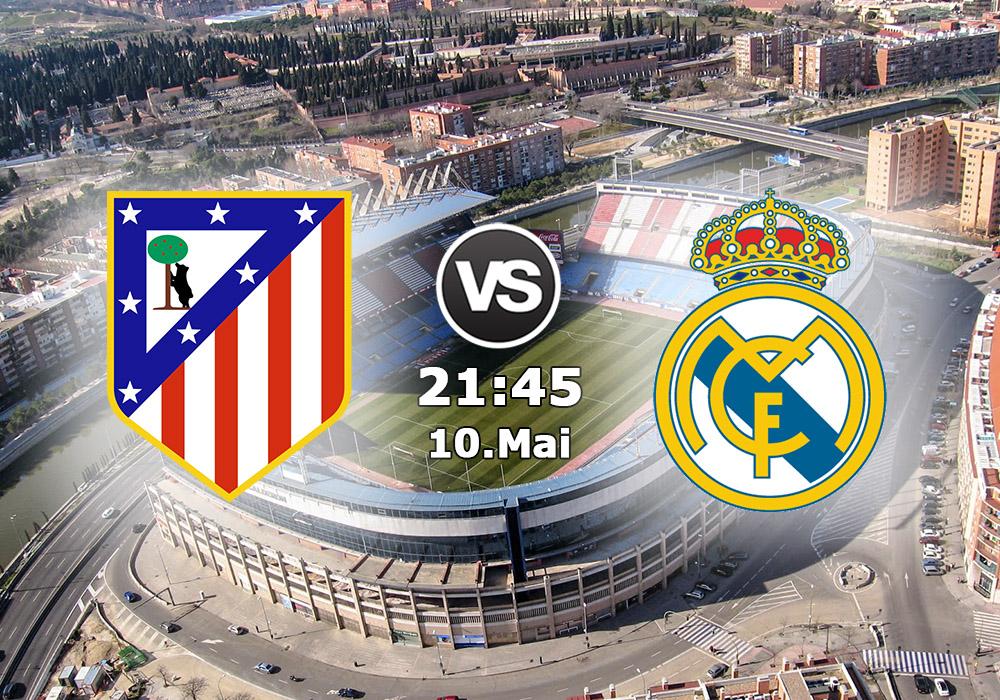 Biletul Zilei Atlético Madrid vs Real Madrid