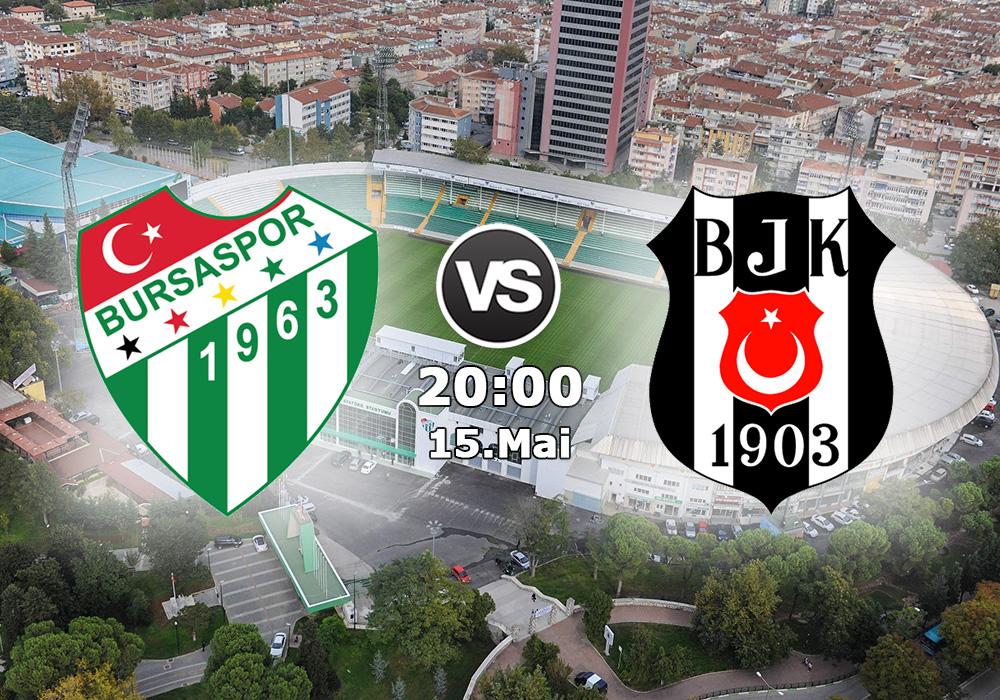 Biletul Zilei Bursaspor vs Besiktas
