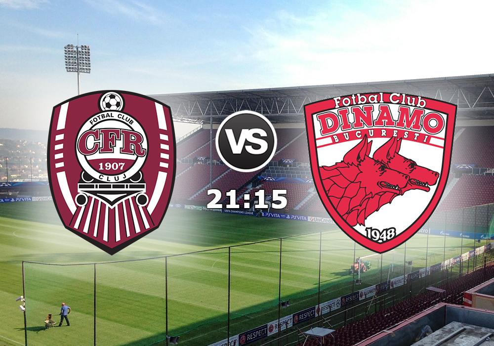 Biletul Zilei CFR Cluj vs Dinamo Bucureşti S.06.Mai