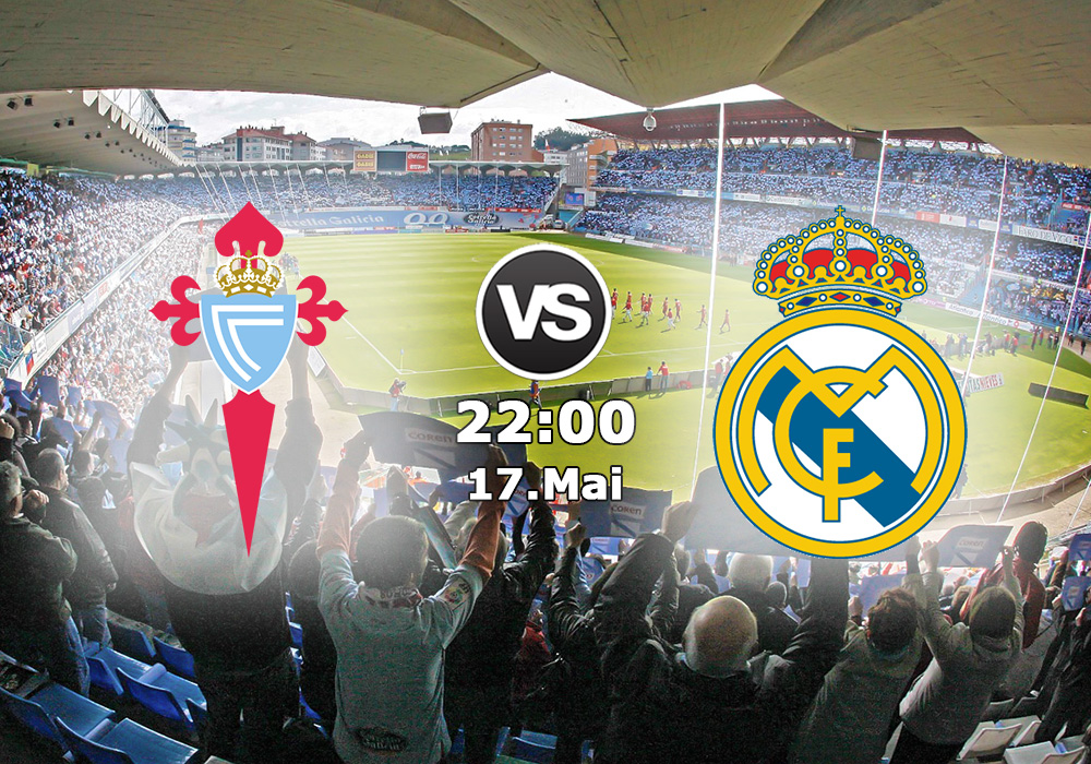 Biletul Zilei Celta Vigo vs Real Madrid