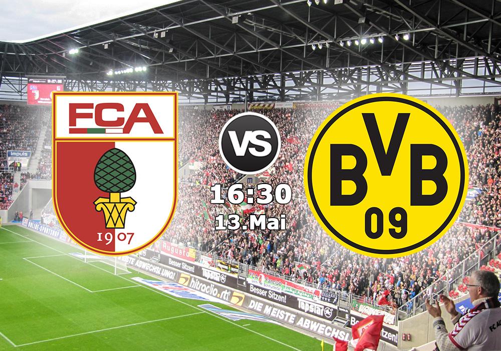 Biletul Zilei FC Augsburg vs Dortmund