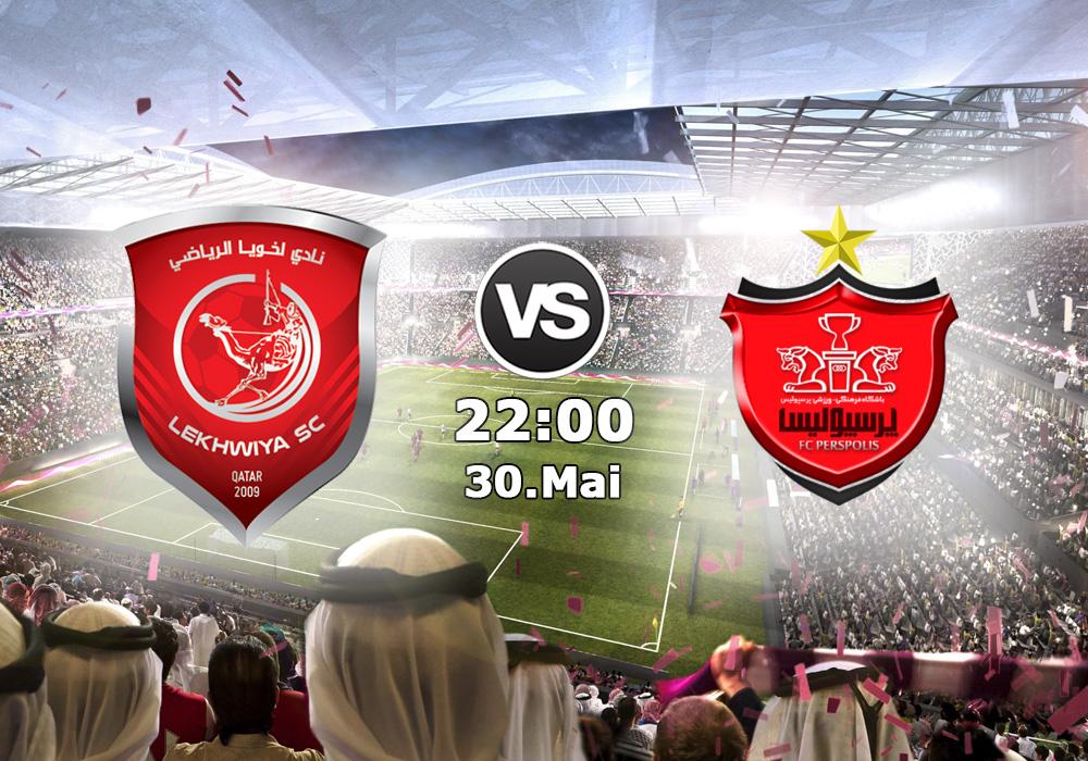 Biletul Zilei Lekhwiya (Qatar) vs Persepolis (Iran)