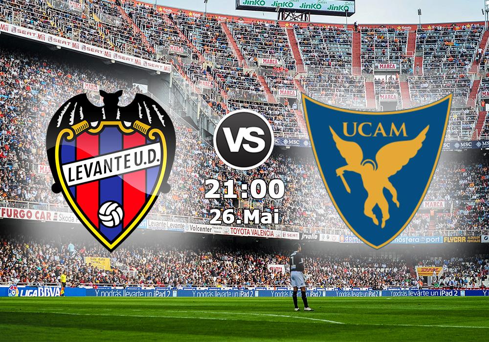 Biletul Zilei Levante vs Murcia
