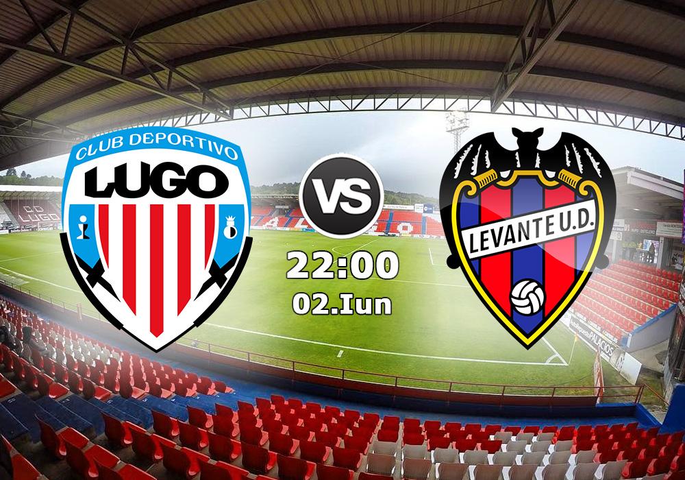 Biletul Zilei Lugo vs Levante