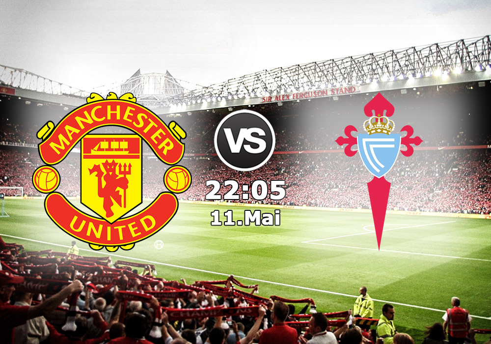 Biletul Zilei Man United vs Celta Vigo