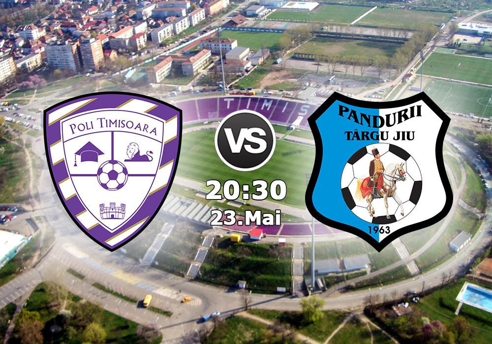 Biletul Zilei la pariuri Poli Timisoara vs Pandurii