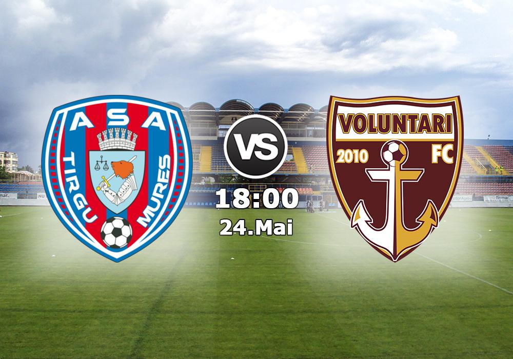 Biletul Zilei Targu Mures vs FC Voluntari