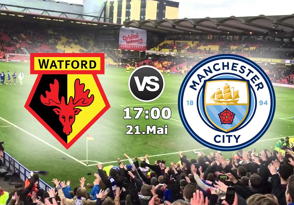 Biletul Zilei Watford vs Man. City