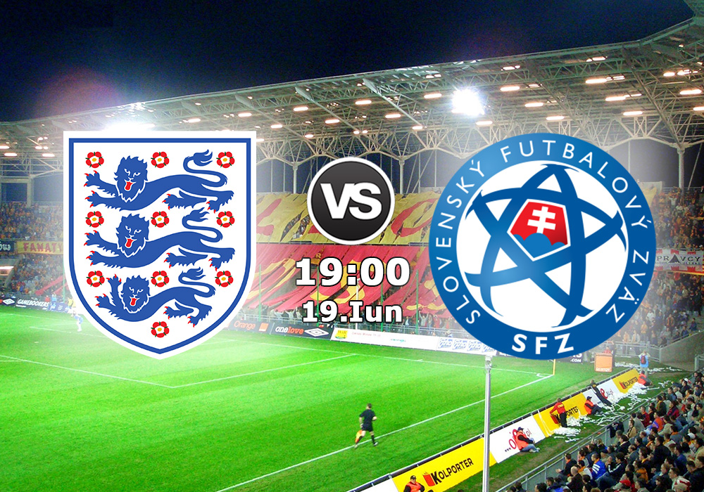 Biletul Zilei Anglia U21 vs Slovacia U21