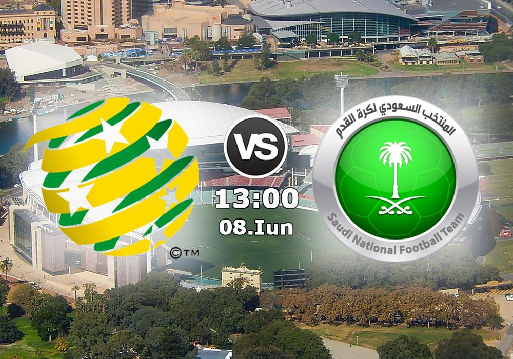 Biletul Zilei Australia vs Arabia Saudita