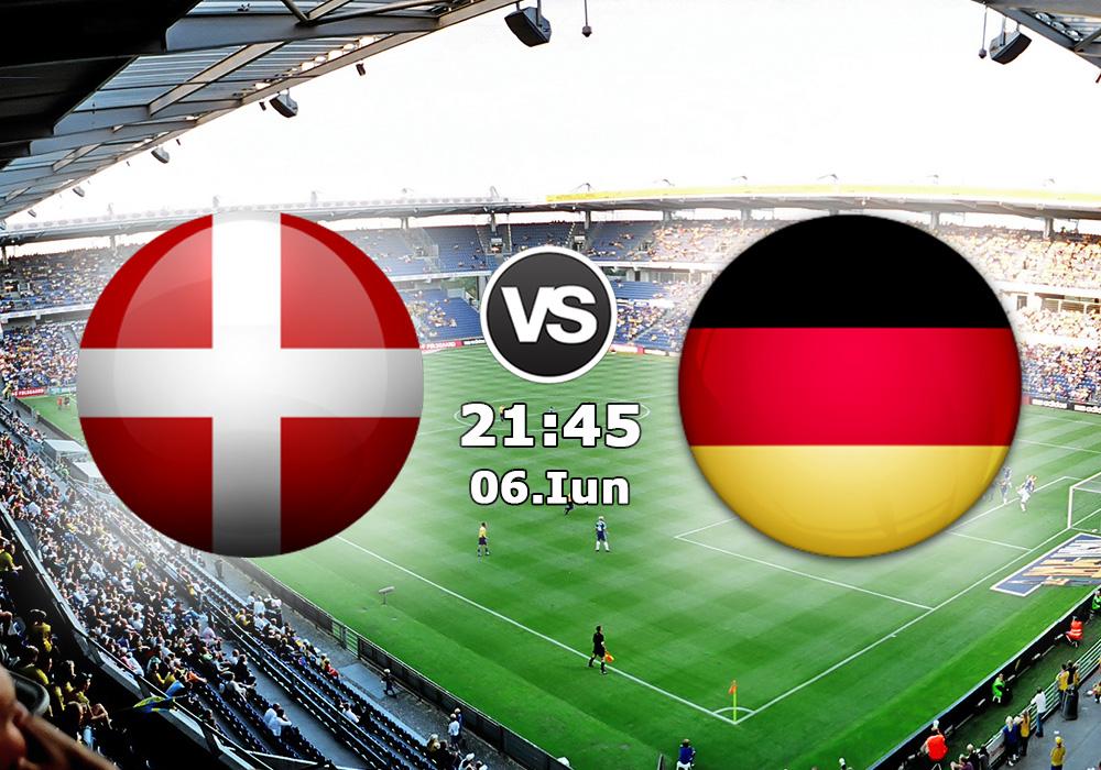 Biletul Zilei Danemarca vs Germania