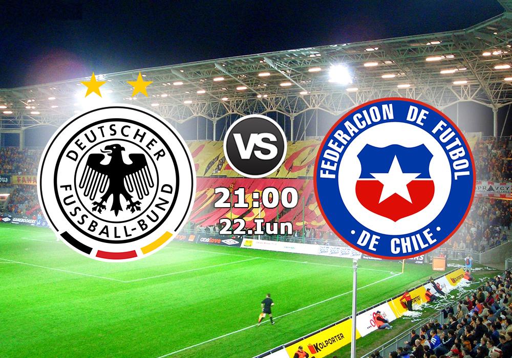 Biletul Zilei Germania vs Chile