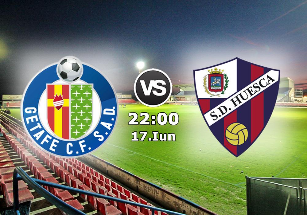 Biletul Zilei Getafe vs Huesca