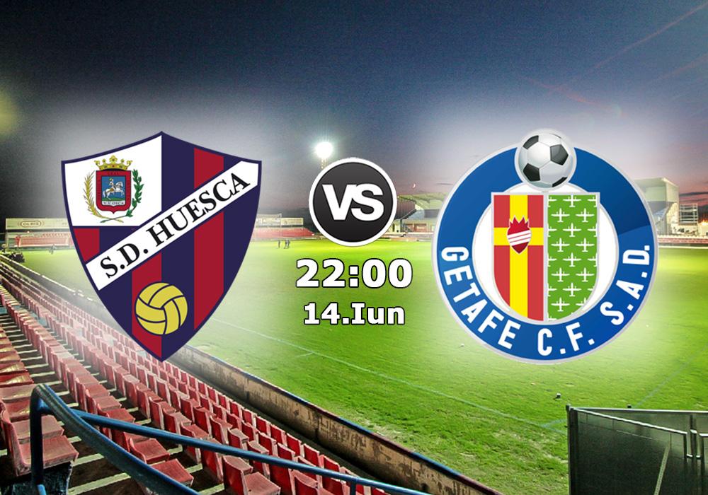 Biletul Zilei Huesca vs Getafe