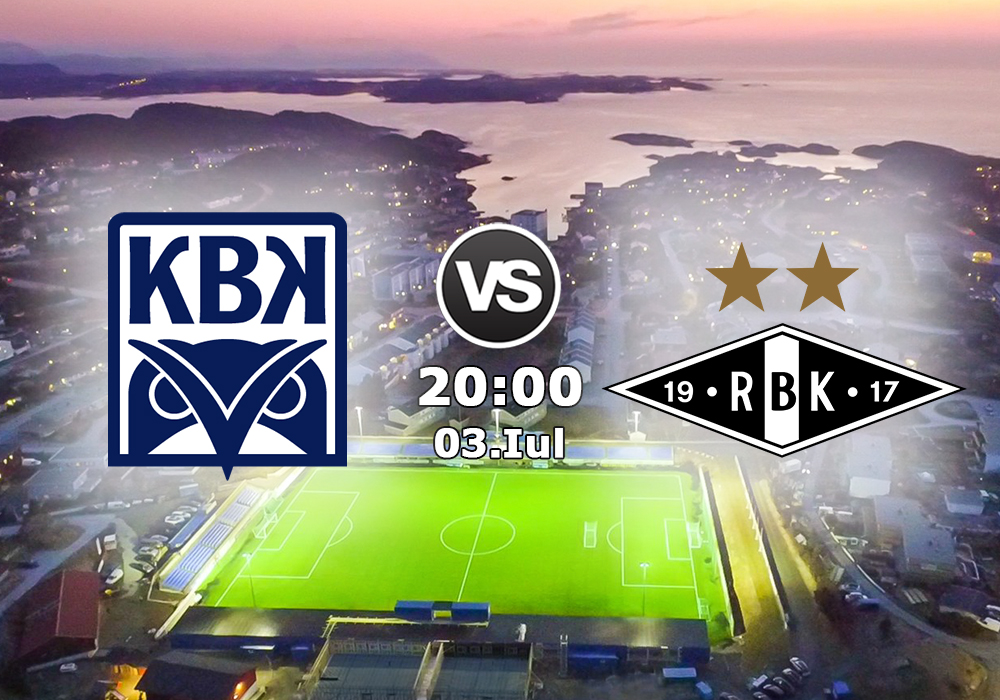 Biletul Zilei Kristiansund vs Rosenborg