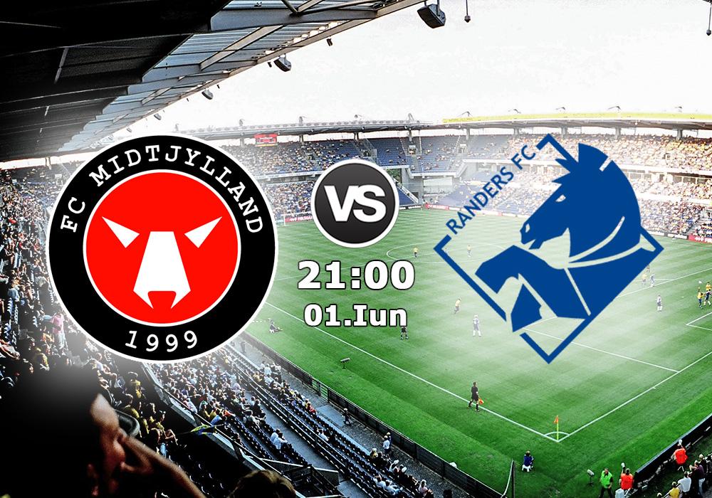 Biletul Zilei Midtjylland vs Randers