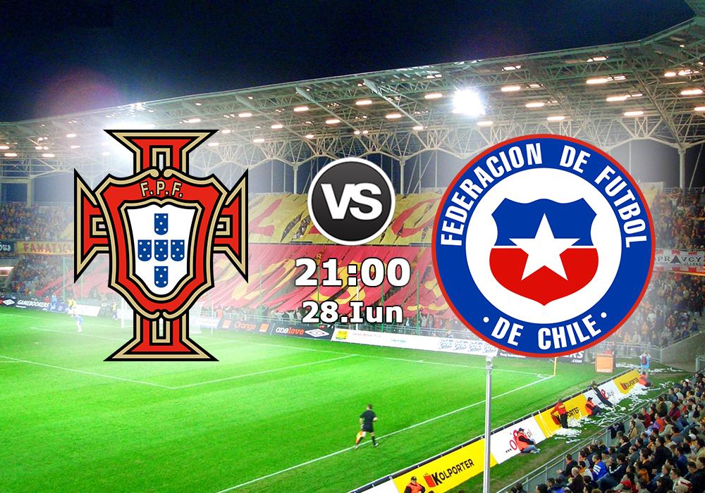 Biletul Zilei Portugalia vs Chile