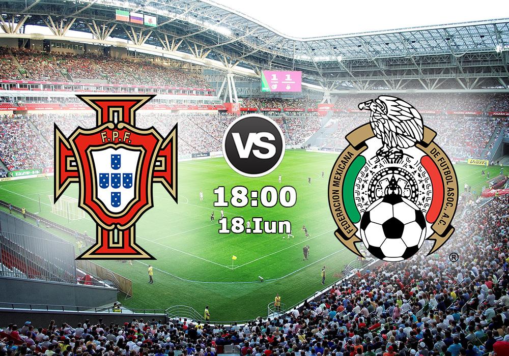 Biletul Zilei Portugalia vs Mexic