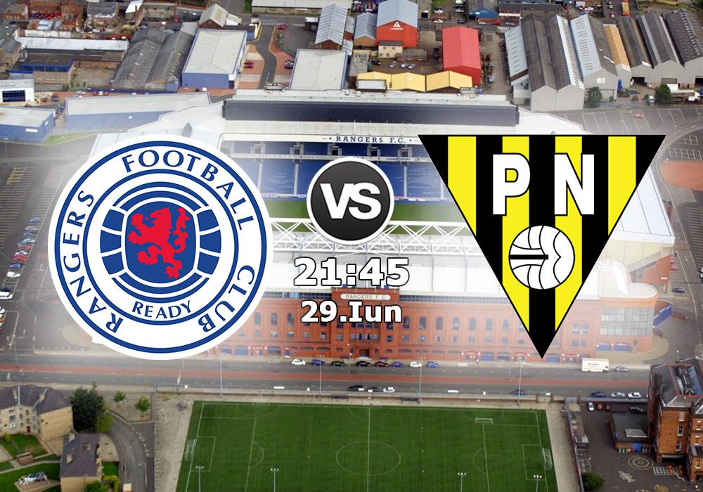 Biletul Zilei Rangers vs Niedercorn