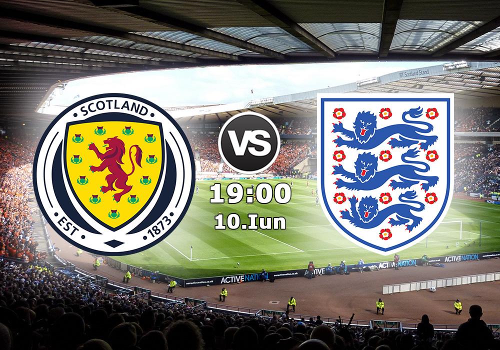 Biletul Zilei Scoția vs Anglia
