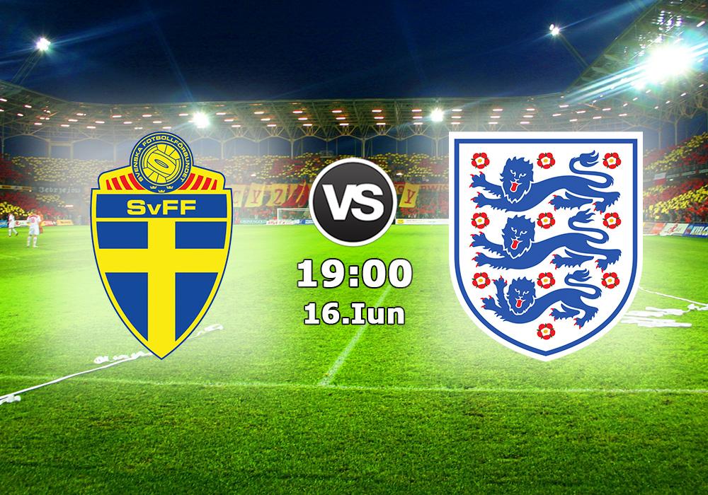 Biletul Zilei Suedia vs Anglia