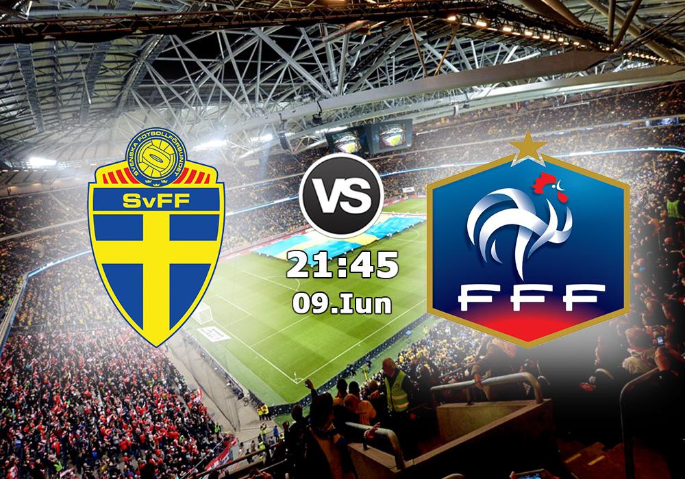 Biletul Zilei Suedia vs Franta