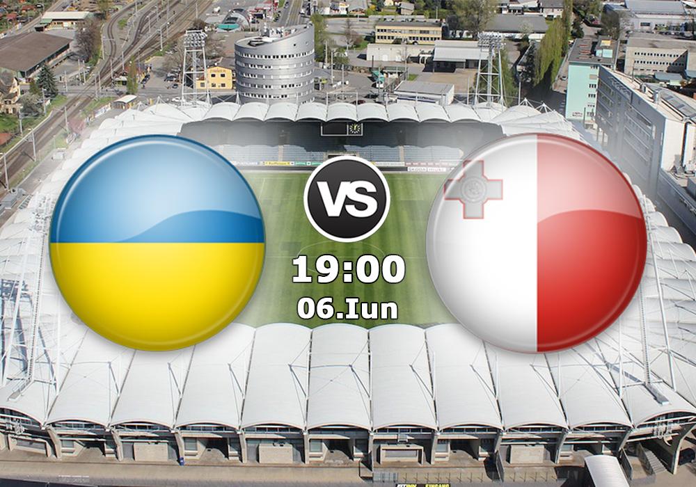Biletul Zilei Ucraina vs Malta