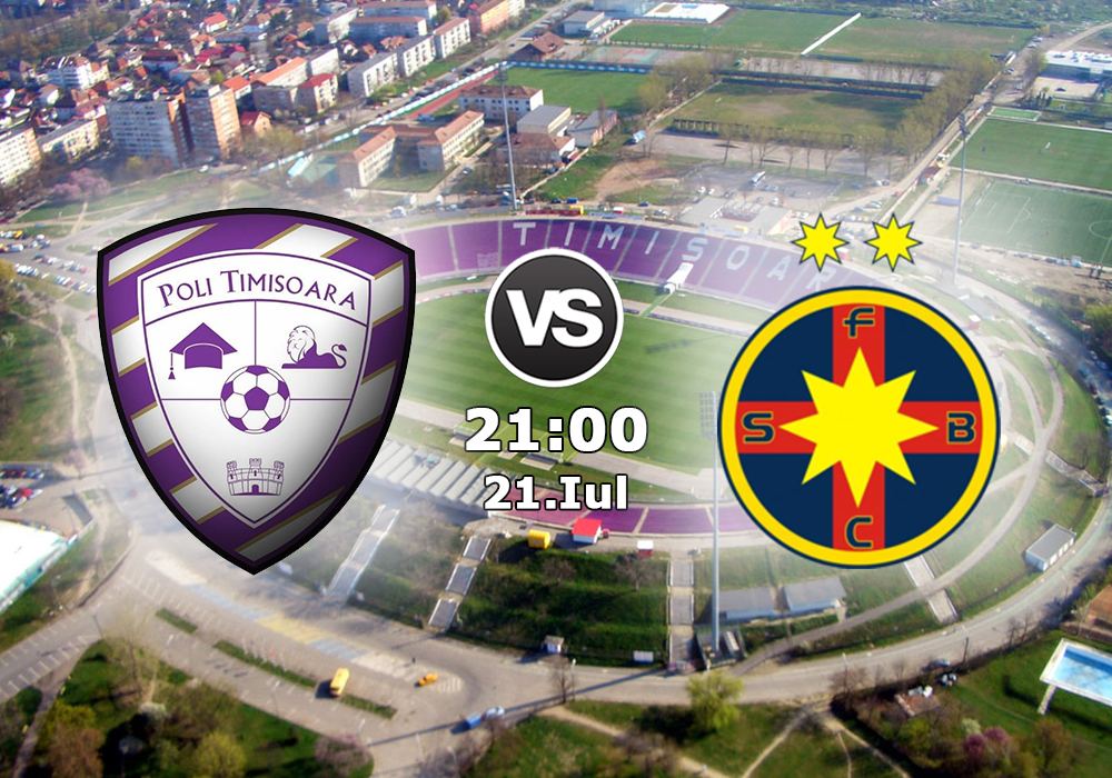Biletul ACS Poli Timisoara - FCSB