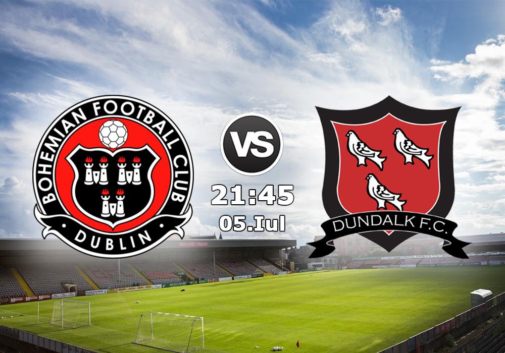 Biletul Zilei Bohemians vs Dundalk