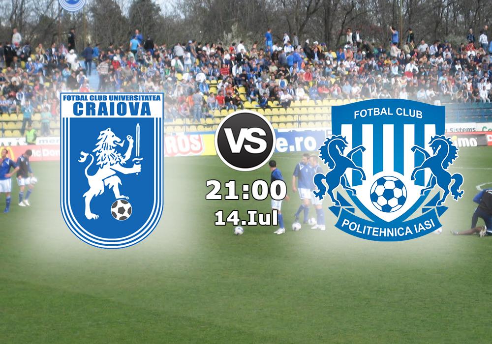 Biletul Zilei CSU Craiova vs Poli Iași