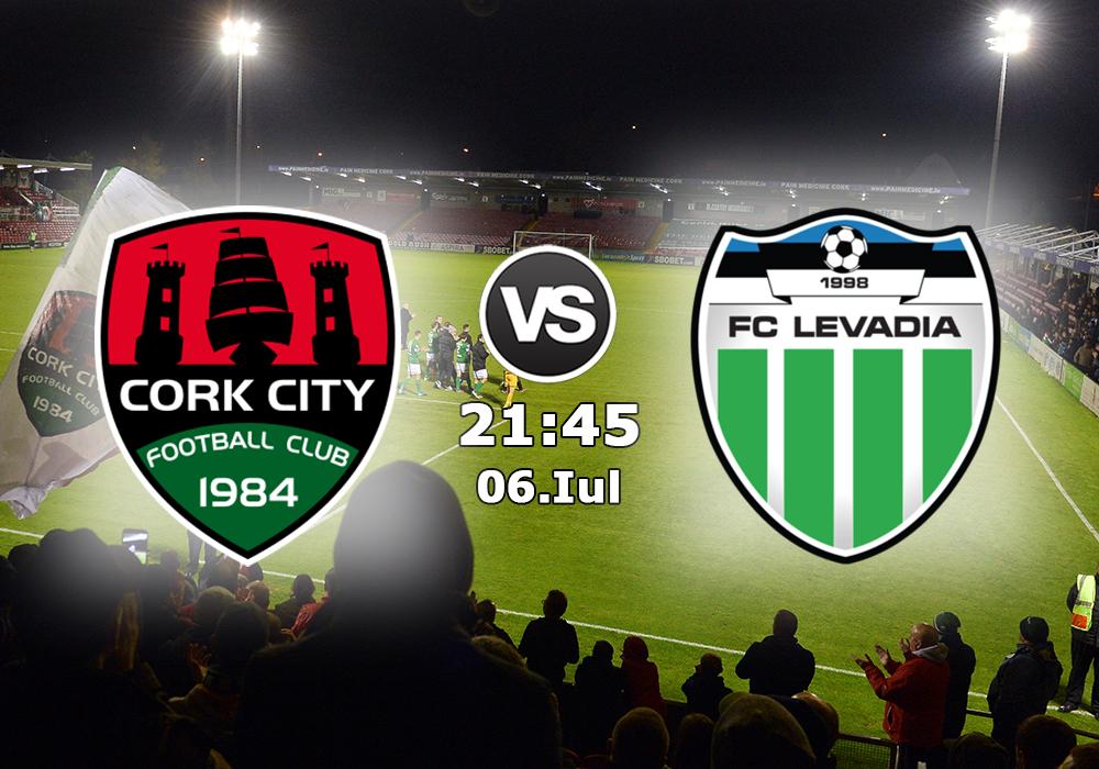 Biletul Zilei Cork City vs Levadia Tallin