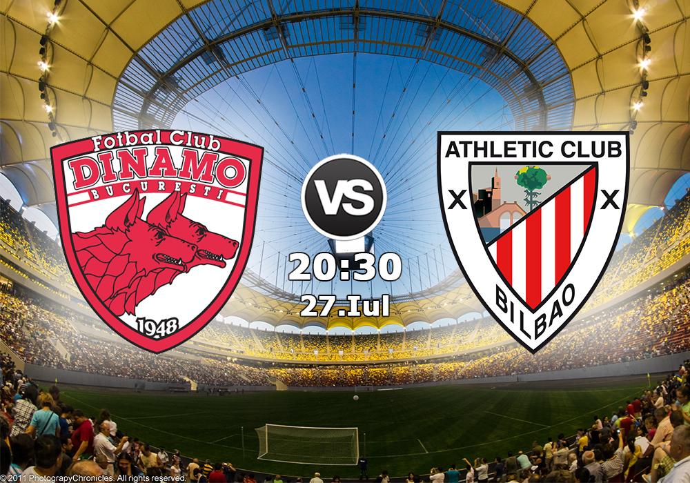 Biletul Zilei Dinamo vs Athletic Bilbao