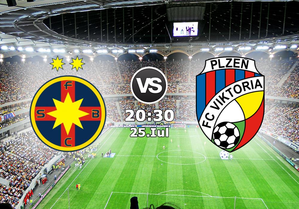 Biletul Zilei FCSB vs Viktoria Plzen M.25