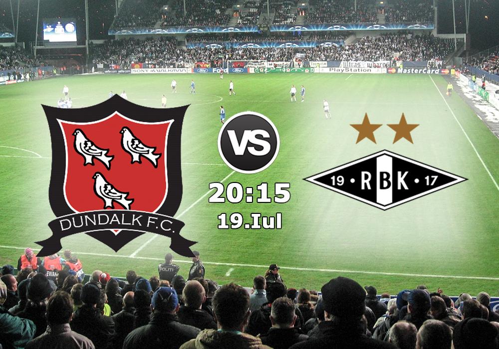 Biletul Zilei Rosenborg vs Dundalk