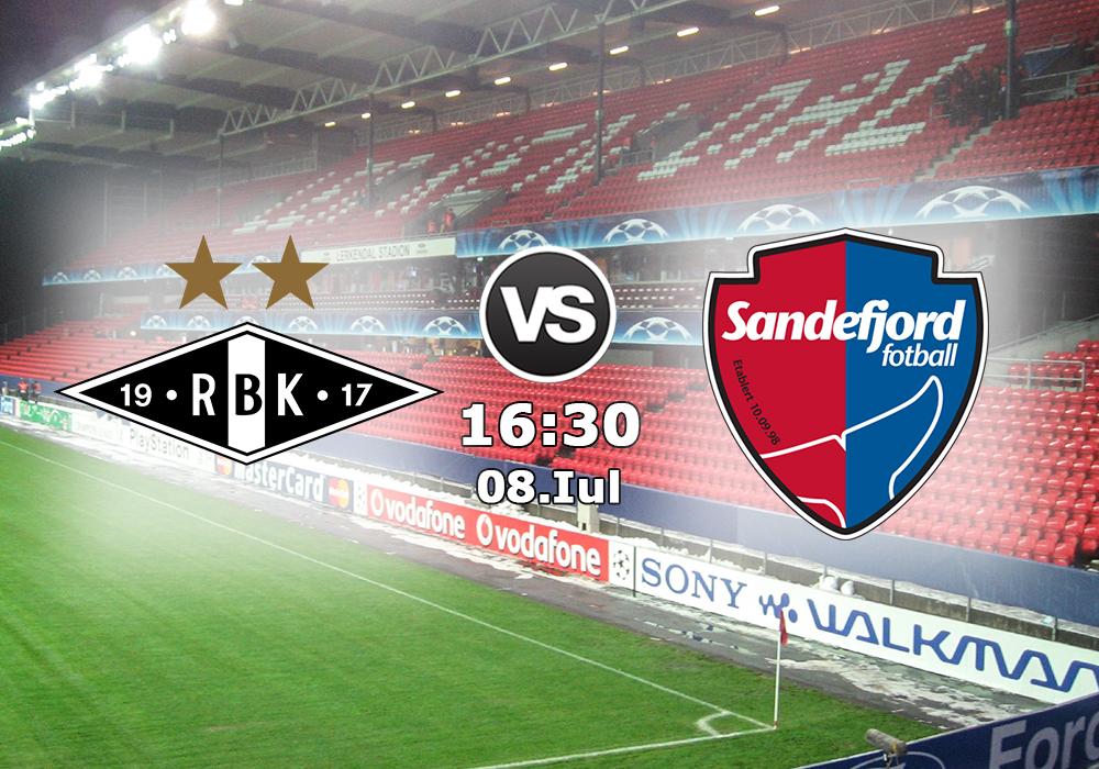 Biletul Zilei Rosenborg vs Sandefjord