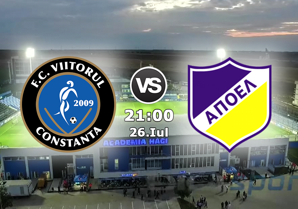 Biletul Zilei Viitorul vs APOEL Nicosia
