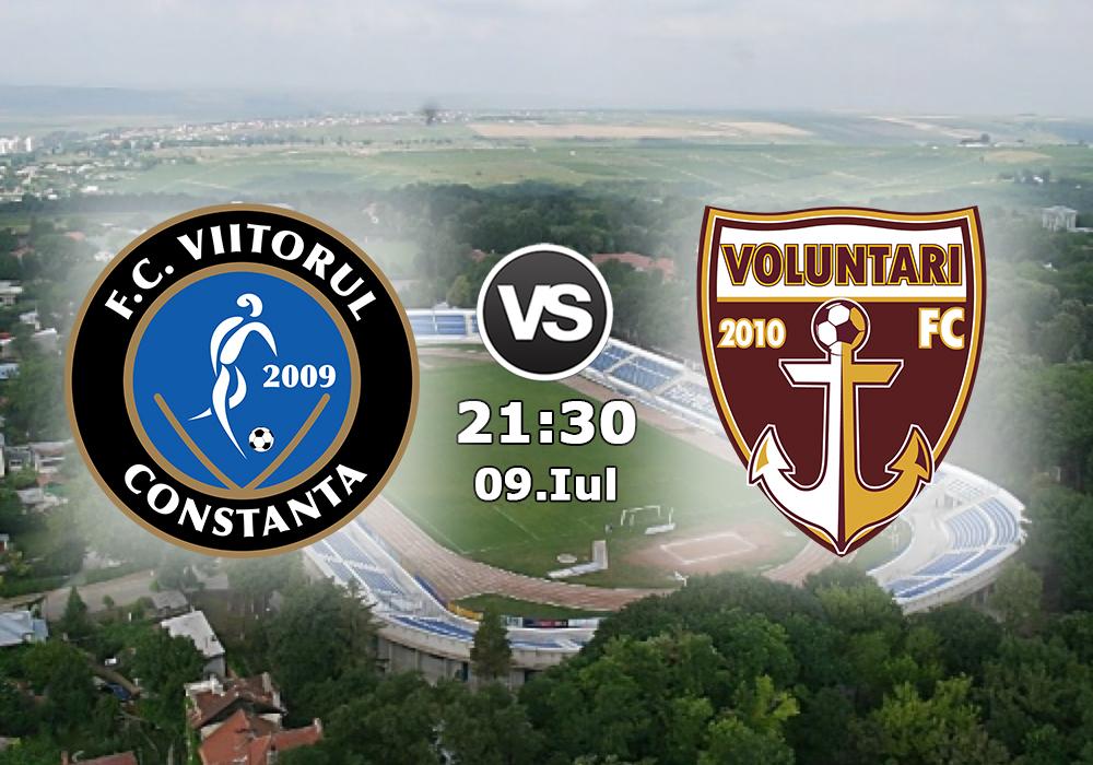 Biletul Zilei Viitorul vs FC Voluntari