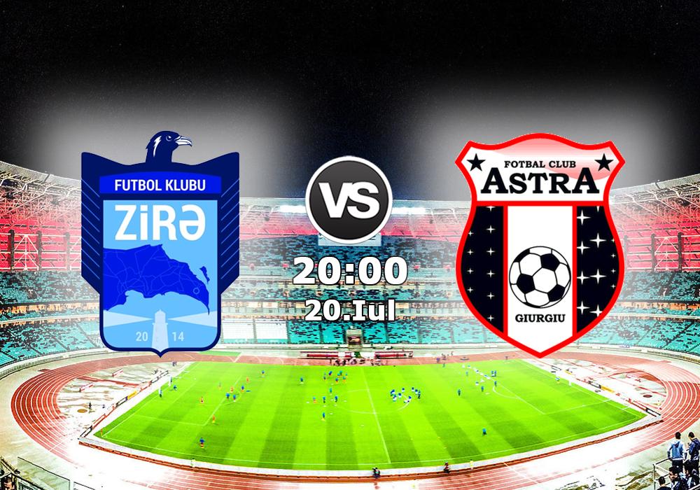 Biletul Zira vs Astra