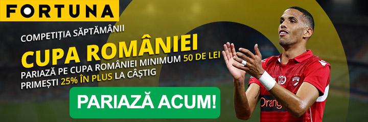Cupa României cu Efortuna