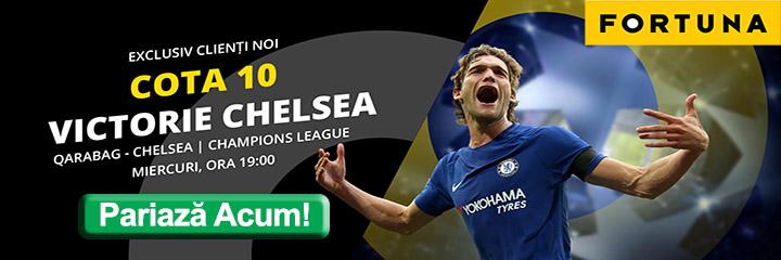 Efortuna Qarabag vs. Chelsea