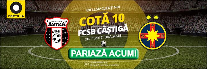 FCSB fotbal oferte exclusive efortune