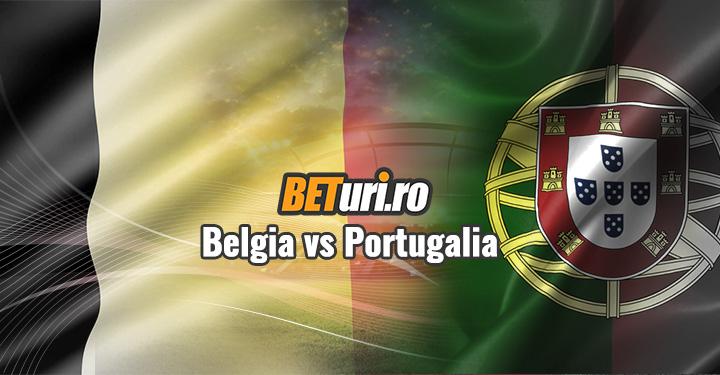 Belgia vs Portugalia